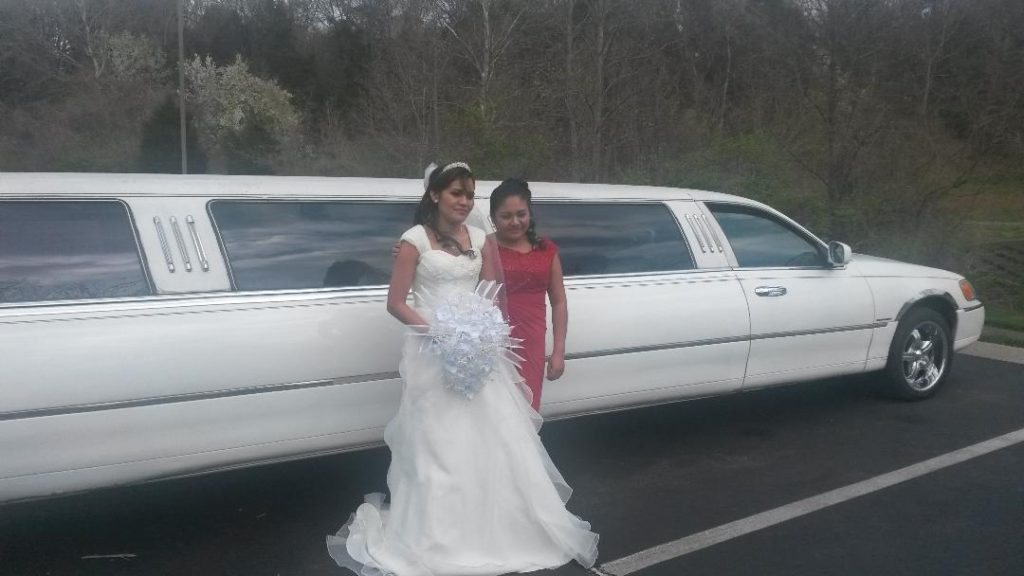 quinceana limo in Franklin Tennessee